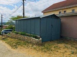 Готовые строения - Разобранный мариупольский гараж длиной 6 метров, 0