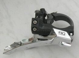 Манетки и шифтеры - Велосипедный передний переключатель Shimano SLX, 0