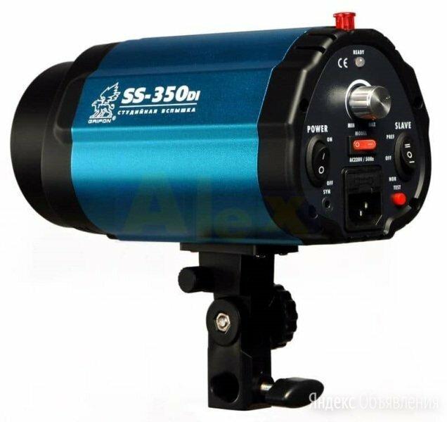 Студийная вспышка GRIFON SS-350DI (350Дж)  по цене 10990₽ - Осветительное оборудование, фото 0
