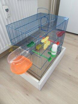 Клетки и домики - Клетка для птиц / попугаев, 0