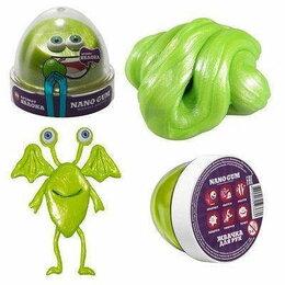 "Парфюмерия - ""Жвачка для рук ""Nano gum"" яблоко, 0"