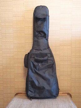 Аксессуары и комплектующие для гитар - Чехол для электрогитары rockbag, 0