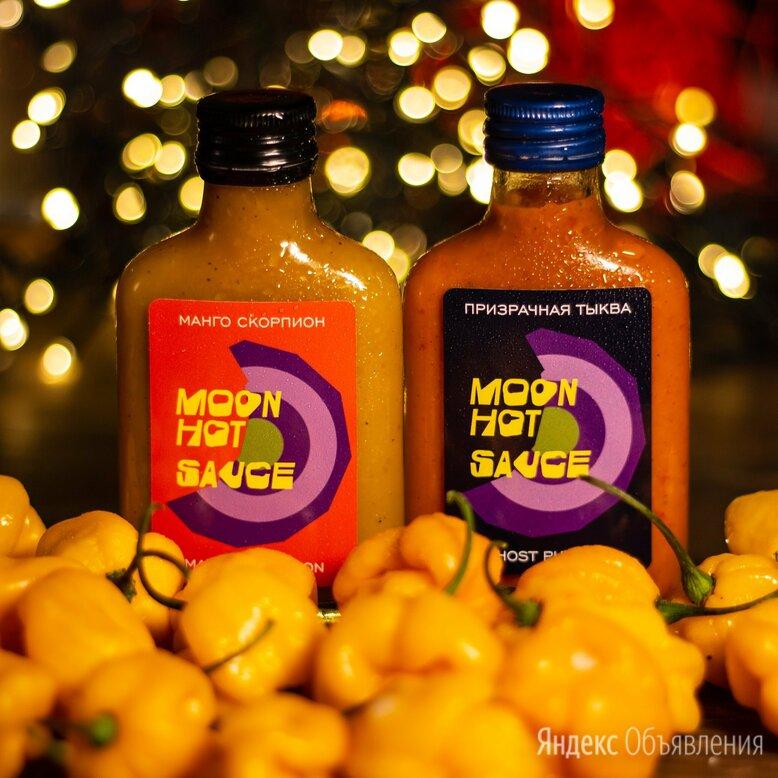 Супер острые соусы Moon Hot Saucе и перцы Moon Hot Peppers по цене не указана - Продукты, фото 0