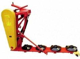 Спецтехника и навесное оборудование - Косилка роторная, навесная (КРН-2,1Б) (красная), 0
