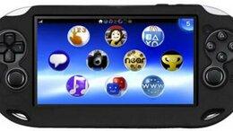 Игровые приставки - Силиконовый чехол Silicon Case Black (Черный)…, 0