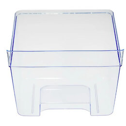 Аксессуары и запчасти - Ящик холодильника Бирюса 6, 8, 10, 153 для фруктов, прозрачный 0811000009, 0