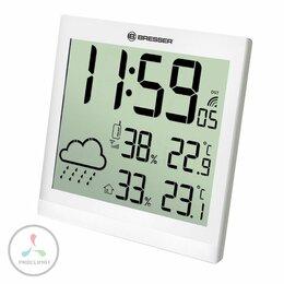 Метеостанции, термометры, барометры - Метеостанция BRESSER TemeoTrend JC, белый, 0