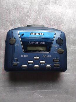 Музыкальные центры,  магнитофоны, магнитолы - AIWA TK-407, 0