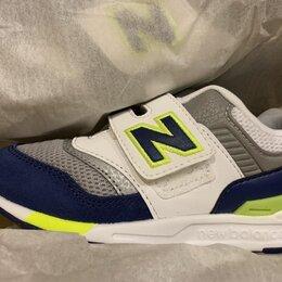 Кроссовки и кеды - New balance кроссовки для мальчика новые 10 us, 0