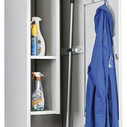 Мебель для учреждений - Шкаф хозяйственный  для хранения инвентаря LS 11 50  , 0
