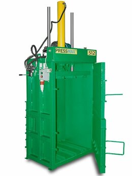 Пресс-станки - Вертикальный пакетировочный пресс для отходов…, 0