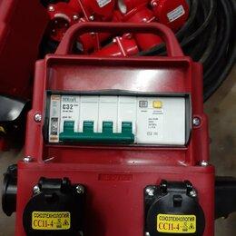Автоматика для электрогенераторов - Коробка распределительная АК, 0