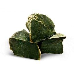 Камни для печей - 6369 Нефрит (колото-пиленый) 10 кг., 0