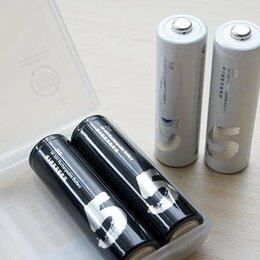 Батарейки - Аккумуляторные батарейки Xiaomi ZI5 Ni-MH Rechargeable Battery , 0