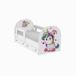 """Кроватки - Кровать детская односпальная """"Включи музыку!"""", 0"""