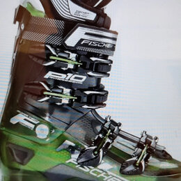 Ботинки - Ботинки горнолыжные fischer soma progressor 10, 0