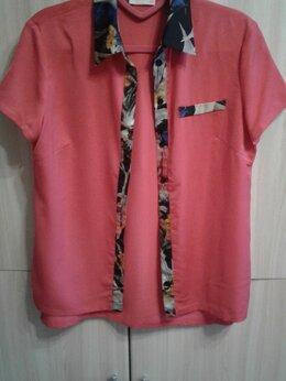 Блузки и кофточки - BIZZARO. Натуральный шёлк. Блузка., 0