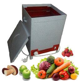 Сушилки для овощей, фруктов, грибов - Сушилка профессиональная для фруктов овощей, грибов, ягод и семечек, 0