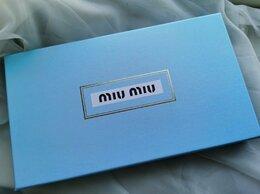 Парфюмерия - Подарочный парфюмерный набор Miu Miu 4 в 1 , 0