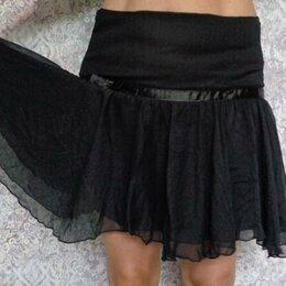Юбки - Многослойная мини-юбочка, 0