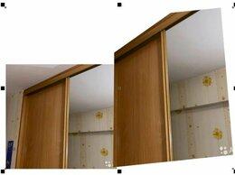 Шкафы, стенки, гарнитуры - двери для встроенного шкафа-купе б/у 4шт., 0