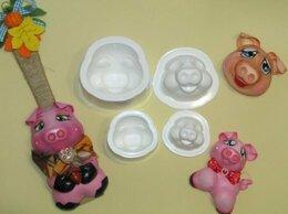 Рукоделие, поделки и товары для них - Двухсторонний молд для фоамирана свинка 2 шт, 0