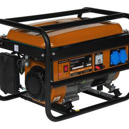 Электрогенераторы и станции - Генератор бензиновый Аксон 3 кВт, 0