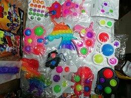 Игрушки-антистресс - Поп ит, пупырка-антистресс, симпл димпл, pop it,…, 0