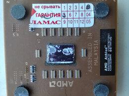 Процессоры (CPU) - Процессор Athlon, 0