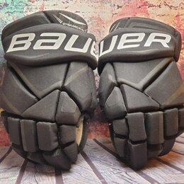 Защита и экипировка - Защита запястий хоккейная Bauer Vapor X700 gloves SR, 0