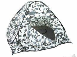 Палатки - Палатка  восьмерка быстросборная 2х2х1.7м зимняя…, 0
