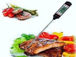 Аксессуары для грилей и мангалов - Цифровой кухонный барбекю термометр зонд, 0