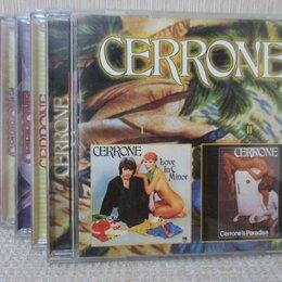 Музыкальные CD и аудиокассеты - CD CERRONE -Cerrone – Love In C Minor / Cerrone's Paradise / , 0