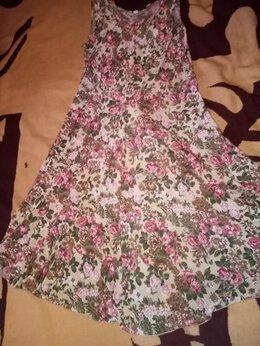 Платья - Платье летнее, 50 разм, 0