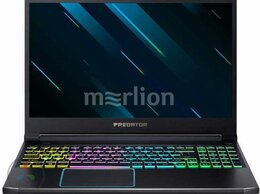 Ноутбуки - Ноутбук Acer Helios 300 PH317-53-77NQ, 0