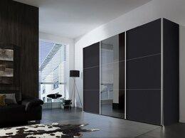 Шкафы, стенки, гарнитуры - Корпусный шкаф-купе с зеркалом, 0