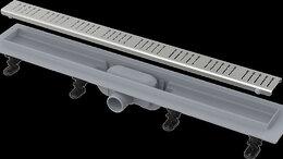 Комплектующие - Водоотводящий желоб чехия Alca Plast APZ10-550…, 0