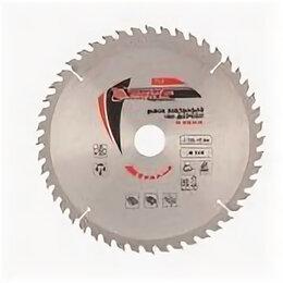 Для шлифовальных машин - Диск пильный п/дер 235х32мм, 48 зубьев + кольцо 30/32 MATRIX, 0