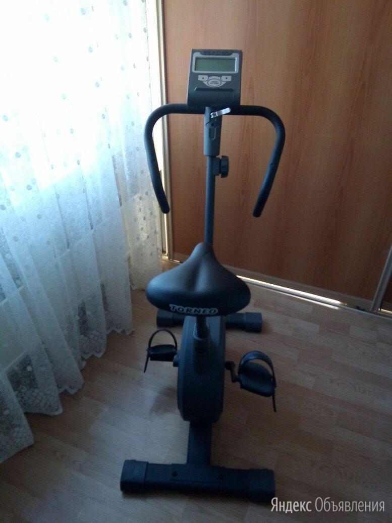 Велотренажер магнитный Riva TORNEO В-252М по цене 5500₽ - Велотренажеры, фото 0