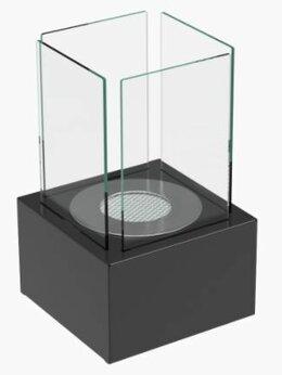 Камины и печи - Настольный биокамин Kratki Tango 1 Черный, 0