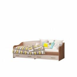 Кровати - Кровать-Софа Одинарная С 2 Ящиками Вояж, 0