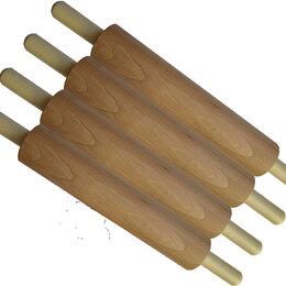 Скалки - Скалка для теста из дерева., 0