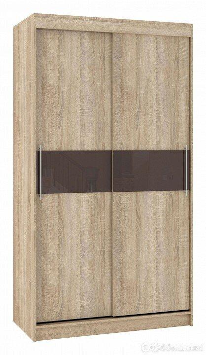 Шкаф-купе Риф-2 Лакобель вариант 7 по цене 17093₽ - Шкафы, стенки, гарнитуры, фото 0