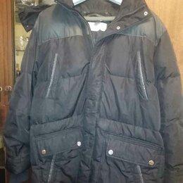 Куртки - Куртка-пуховик м, 0