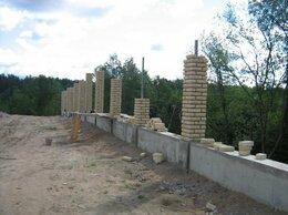 Заборы и ворота - Строительство заборов в Сочи , 0