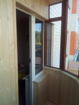 Архитектура, строительство и ремонт - Отделка балкона, 0