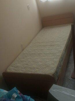 Кровати - Кровать 190 на 80 с матрасом, 0