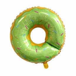 Цветы, букеты, композиции - Пончик, Зеленый, 0