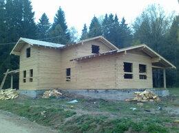 Готовые строения - Сборка домов и бань из бруса. Бригада плотников…, 0