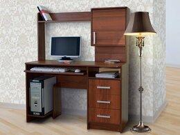 Компьютерные и письменные столы - Стол компьютерный Альянс , 0